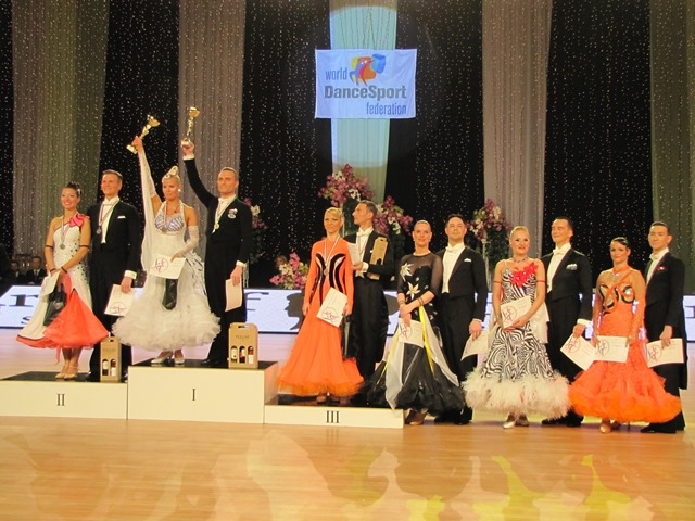 hungarian dance open senior I. standard