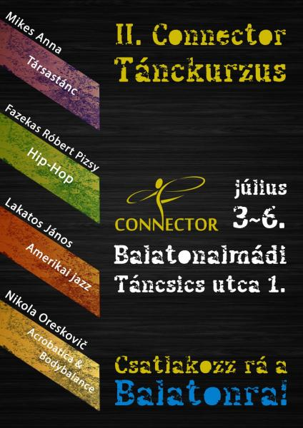 connector tánckurzus