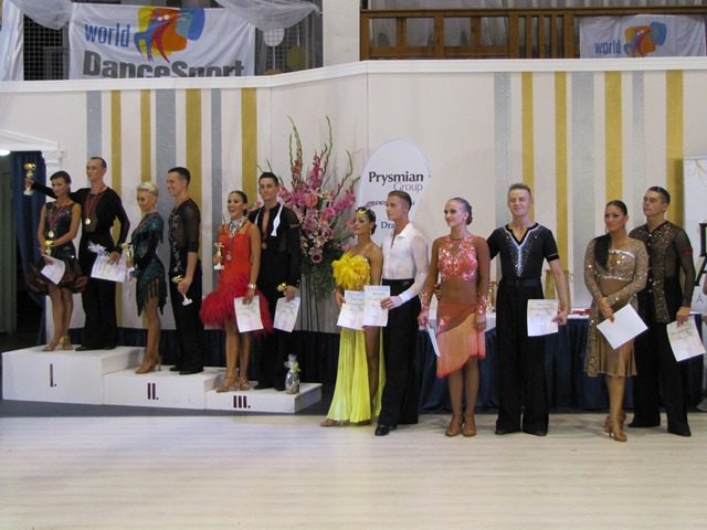 international latin open